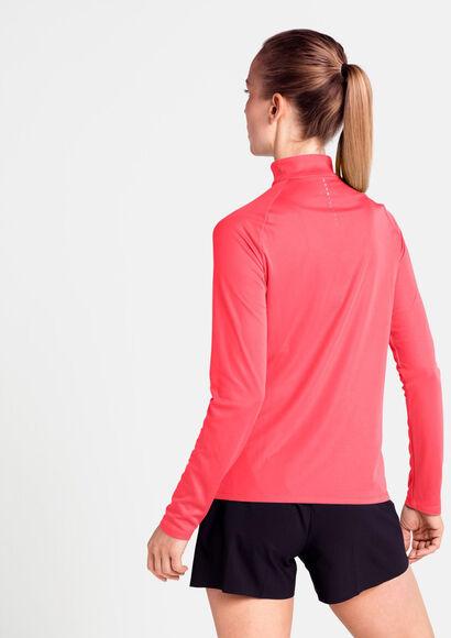 Essential Ceramiwarm. Laufsweater. 1/2 Zipp