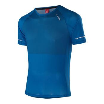 LÖFFLER Vent Shirt Herren blau