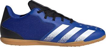 adidas Predator Freak. 4 IN Hallenfußballschuhe blau