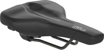 SQlab 602 Ergolux Active 2.0 17 cm Fahrradsattel schwarz