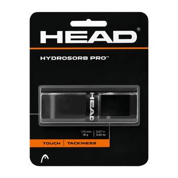 Head Hydrosorb Pro Racket Basisgriffband schwarz