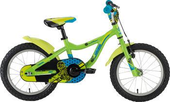 """GENESIS MX 16 Fahrrad 16"""" grün"""