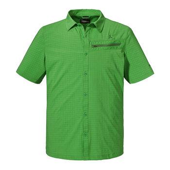 SCHÖFFEL Shirt Colmar2 UV Herren grün