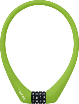 Cytec Silikon Kabelschloss grün