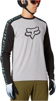 Fox Racing Jersey Ranger Drirelease Langarmshirt Herren grau