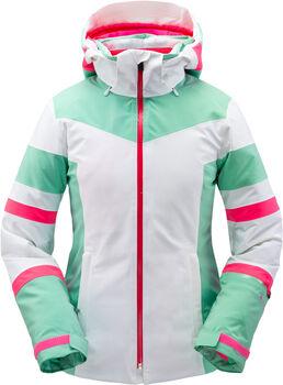 Spyder Captivate GORETEX Skijacke Damen weiß