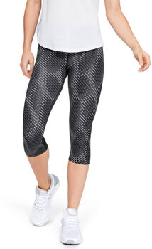 Under Armour Fly Fast 3/4 Tights Damen schwarz