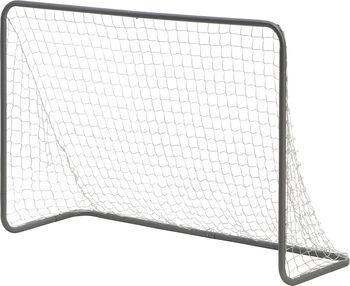 PRO TOUCH Metal Goal Fussballtor grau