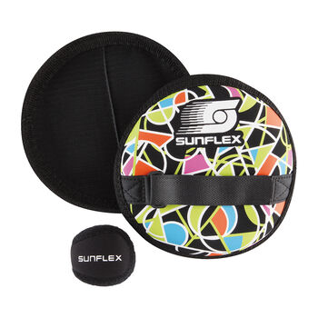 Sunflex Klettball Set weiß