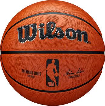 Wilson NBA Authentic Series Basketball braun