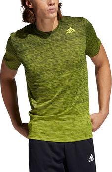 adidas Tech Gradient T-Shirt Herren gelb