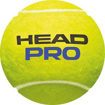 Pro 3-er Pack Tennisbälle