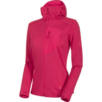MAMMUT Aconcagua Light Midlayer Jacke Damen pink