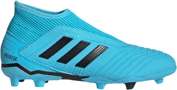 adidas Predator 19.3 LL FG Fußballschuhe Jungen blau