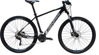 GENESIS Impact Pro 27,5 Mountainbike schwarz