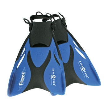 Aqua Lung Flame Flossen blau