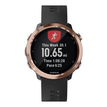 Garmin Forerunner 645 Music GPS Laufuhr pink