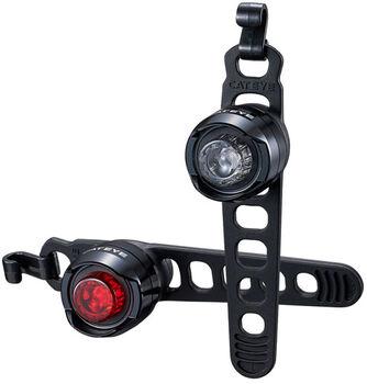 CatEye ORB Beleuchtung schwarz