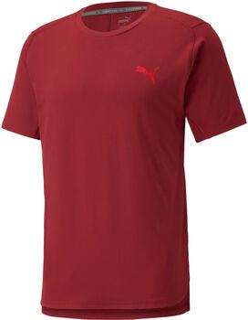 Puma Train Cloudspun Bnd. T-Shirt Herren rot