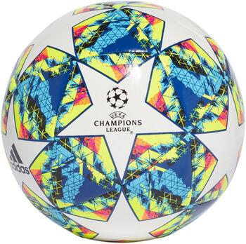 adidas Finale 19 CPT Fußball weiß