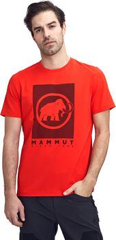 MAMMUT Trovat T-Shirt Herren pink
