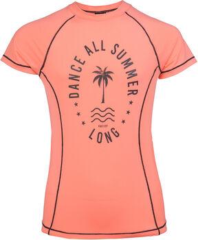 Protest Twix Rashguard T-Shirt orange