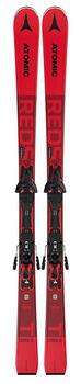 ATOMIC E Redster TI FT AW Alpinski rot