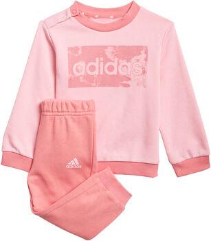 adidas Essentials Jogginganzug pink