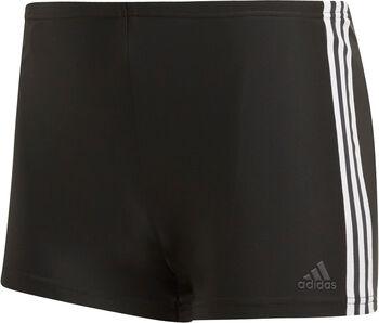 adidas 3-Streifen Badeshorts Herren schwarz