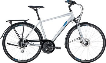 "GENESIS Touring 4.9 Trekkingbike 28"" Herren weiß"