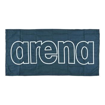 Arena Gym Smart Handtuch blau