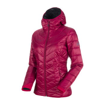 Mammut Rime IN Hooded Damen lila