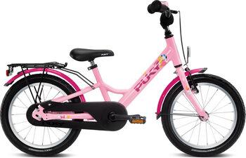 """PUKY YOUKE 16-1 Alu Fahrrad 16"""" pink"""