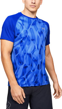 Under Armour Qualifier T-Shirt Herren blau