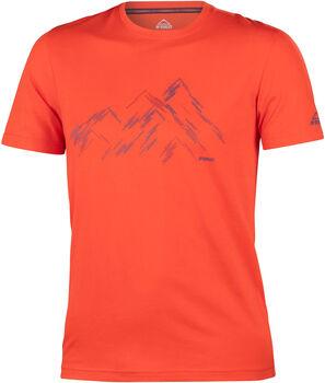 McKINLEY Active Malessa T-Shirt Herren rot