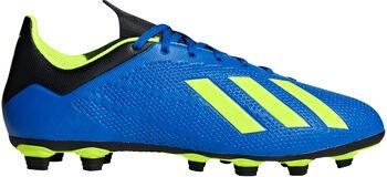 ADIDAS X 18.4 FG Fußballschuhe Herren blau