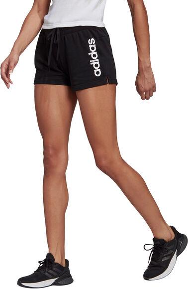 Essentials Slim Logo Shorts