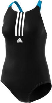adidas Fitness Badeanzug Mädchen schwarz