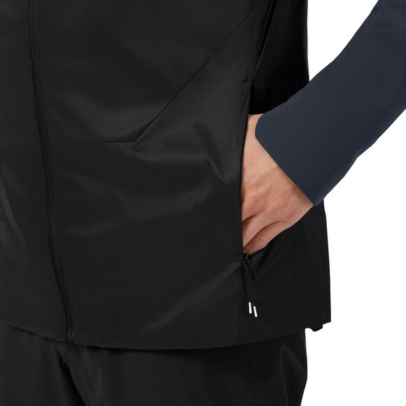 Insulator Laufjacke mit Kapuze