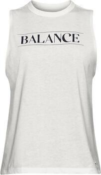 Under Armour Balance Graphic Top Damen weiß