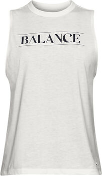 Under Armour Balance Graphic Top Damen weiß