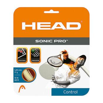 Head Sonic Pro 17 Tennissaite weiß