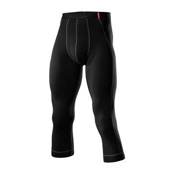 LÖFFLER Transtex® Warm 3/4 Unterhose Herren schwarz