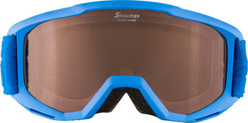 ALPINA Piney Skibrille blau