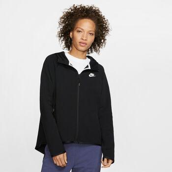 Nike Sportswear Tech Fleece Cape Damen schwarz