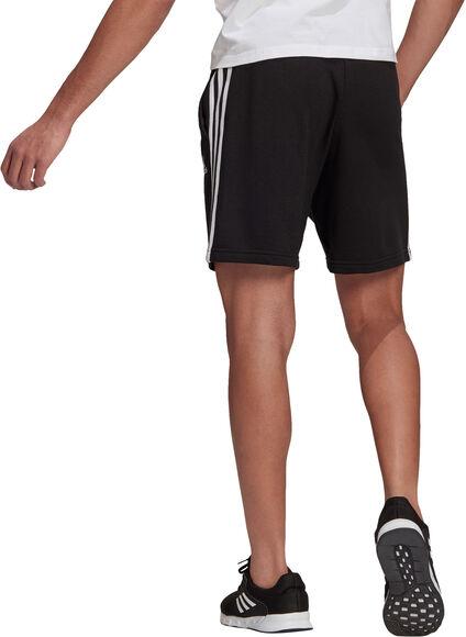Essentials French Terry 3-Streifen Shorts
