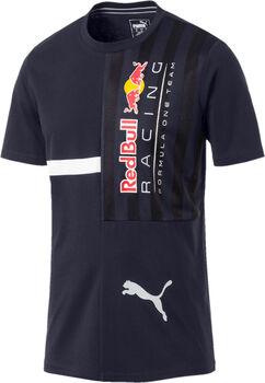 Puma RBR Logo T-Shirt Herren blau