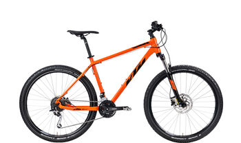 "KTM Alp Comp 27.27 Mountainbike 27"" orange"