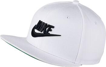 Nike Sportswear Pro Kappe weiß