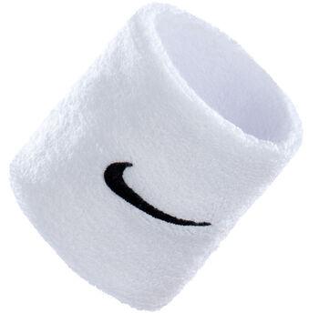 Nike Swooshristbands weiß